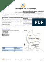 HI Guia de Albergues Juveniles Luxemburgo