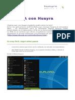 Info Huayra (tda)