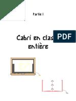 Cabri en Clase 1 Fr