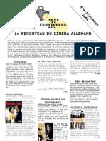 Renouveau du cinéma allemand