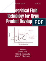 Supercritical Fluid Technology for Drug Product Development (2004)
