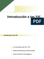 Introduccin a Las Tic