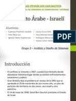 Grupo 3 Conflicto Arabe Israeli