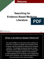EBM_Search for Literature