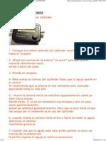 Manual de Uso Del SATFINDER)