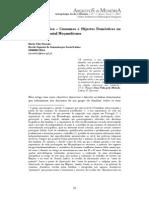 Casas de Africa - Consumos e Objetos Domésticos no Contexto Colonial Moçambicano