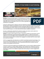 PCC Natural Markets Case Study