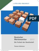 Deutscher Wertemonitor