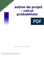 Calcul probabiliste