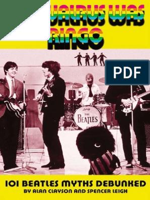 the walrus was ringo pdf The Beatles