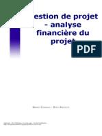 Analyse financière du projet