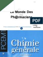 Chimie Générale (PCEM1)
