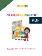 Proyecto-El Que Busca Encuentra-PDF
