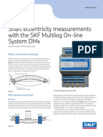 Shaft Eccentricity Measurements DMx