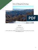 Mike Pole - Atlas of Mongolian Geology 2013 v1.1