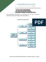UMG FH EGP Guía para realizar presentaciones efectivas
