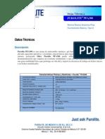Ficha técnica Purolite PFA300