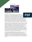 Dream Interpretations and Principles