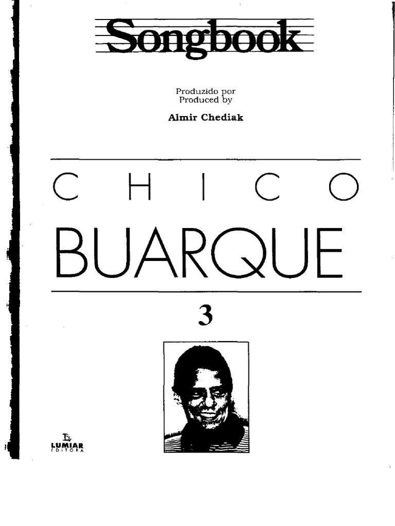 songbooks chico buarque