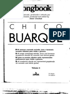 SONGBOOK BAIXAR CHICO BUARQUE