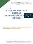 Catalogo Bombas y Sistemas Afines Nv
