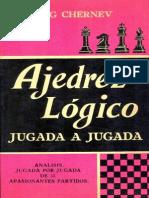 Ajedrez Logico - Jugada a Jugada - Irving Chernev (Espanhol)