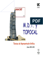 TRG S13 Topocal