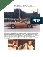 História do Esportivo Puma GT 4R
