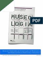 Actas do I Seminário de Investigação em Museologia dos países de Língua Portuguesa e Espanhola
