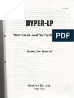 Hyper Lp Instruction Manual