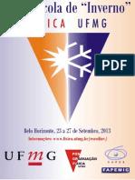 Livro de Resumos - Escola de Inverno Física UFMG 2013