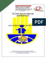 Documento de Plan de Emergencia Escolar