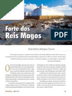 Artigo - TEIXEIRA, Paulo Roberto Rodrigues Teixeira - Forte Dos Reis Magos