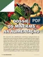 Dossie Minerais