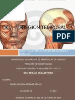 Region Temporal
