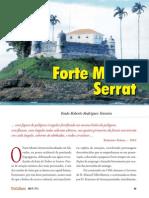 Artigo - TEIXEIRA, Paulo Roberto Rodrigues - Forte Do Monte Serrat