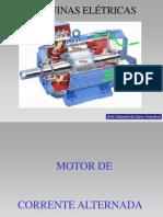 M-QUINAS EL-TRICAS - Motor de CA Atualizado