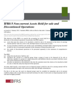IFRS 5 Ts - Noncurrent Assets Held for Sale and Discontinued Operations