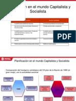 Modelo Socialista y Capitalista