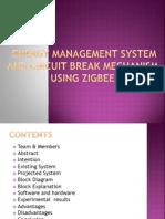 Energy management system- prototype