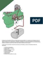 Inyeccion Electronica VOLVO D16E Sistema de Combustible