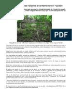 02 Dos enclaves mayas hallados recientemente en Yucatán.doc