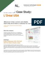 Case Study Loreal
