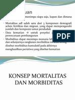 Mortalitas Dan Morbiditas LENGKAP