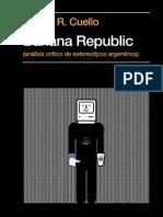 Banana Republic Analisis Critico de Estereotipos Argentinos
