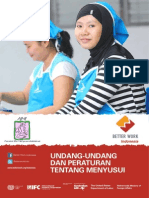 20130201 Law and Regulation on Breastfeeding Bahasa2