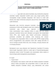 Pembentukan Komite Dan Tim Pencegahan Dan Pengendalian Infeksi Di Rs Akademis Jaury Jusuf Putera Makassar