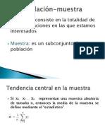 Diferencia Entre Parametro y Estadistico