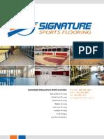 Signature Sports Flooring