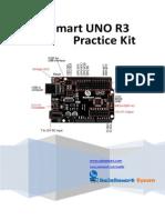 UNO R3 Practise Kit 1